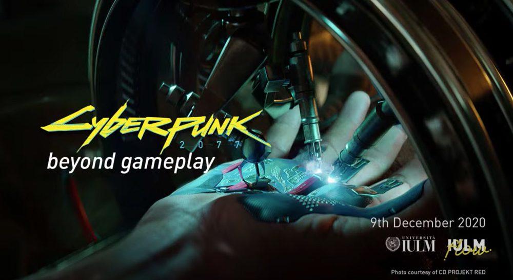 Cyberpunk 2077, beyond gameplay